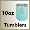 Click this Image to visit the 10 oz Polar Tumblers category.