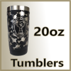 Click this Image to visit the 20 oz Polar Tumblers category.