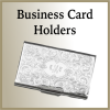 Click this Image to visit the Business Card Holders category.
