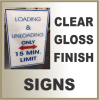 Click this Image to visit the CLEAR GLOSS category.