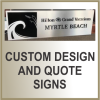 Click this Image to visit the CUSTOM QUOTE SIGNS category.