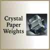 Click this Image to visit the Paper Weight Crystal Awards category.