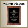 Click this Image to visit the Walnut Plaques category.