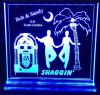 Shagger CoolLite Night Light Blue CoolLITE SIGNS