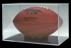 Football BallQube Football Display Case