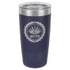Polar Camel 20 oz. Tumbler - Navy Blue Stainless Steel Drinkware