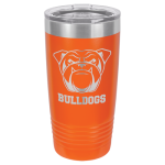 Polar Camel 20 oz. Tumbler -Orange  20 oz Polar Tumblers