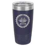 Polar Camel 20 oz. Tumbler - Navy Blue 20 oz Polar Tumblers