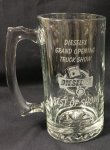 Glass Beer Mug $25 and under