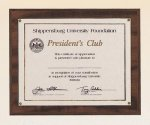 Cherry Finish Photo or Certificate Plaque. Certificate Holders