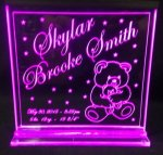 CoolLite Night Light   Fuchsia CoolLITE SIGNS