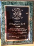 Green Marble Finish Plaque - #CEP991GN CORPORATE PLAQUES