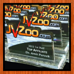 Custom JVZoo CUSTOM ACRYLIC AWARDS