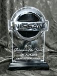 Custom Nissan CUSTOM ACRYLIC AWARDS