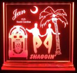 Shagger CoolLite Night Light Red Everything SHAG