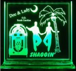 Shagger CoolLite Night Light Green Everything SHAG