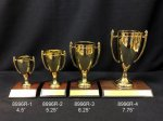 Classic Cup on Base GOLD CUP TROPHIES