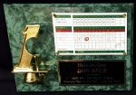 Hole in One Golf Plaque Holds Photo Golf Trophy Awards