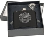 Stainless Steel Flask Gift Set Personalized Gifts