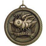 Value Medal Series Awards -Spelling Bee Scholastic Trophy Awards