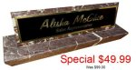 Marble Burgundy Desk Easal SPECIALS and CLOSE-OUTS